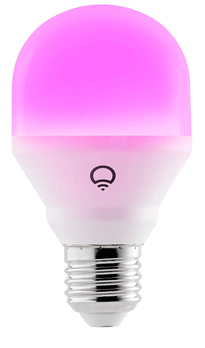 Mejores-Bombillas-LED-Inteligentes-LIFX-MINI-MULTICOLOUR-9W