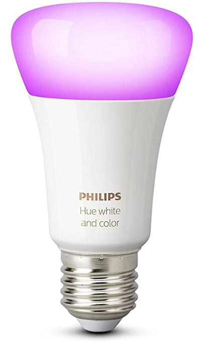 Mejores-Bombillas-LED-Inteligentes-PHILIPS-HUE-9W