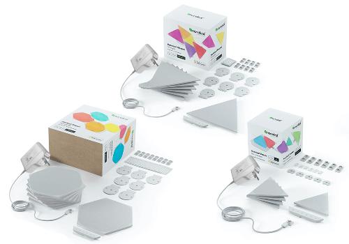 Kit-de-inicio-Nanoleaf-Shapes