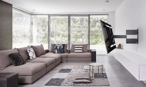 Mejor-soporte-tv-giratorio-pared-Vogel's-THIN-545